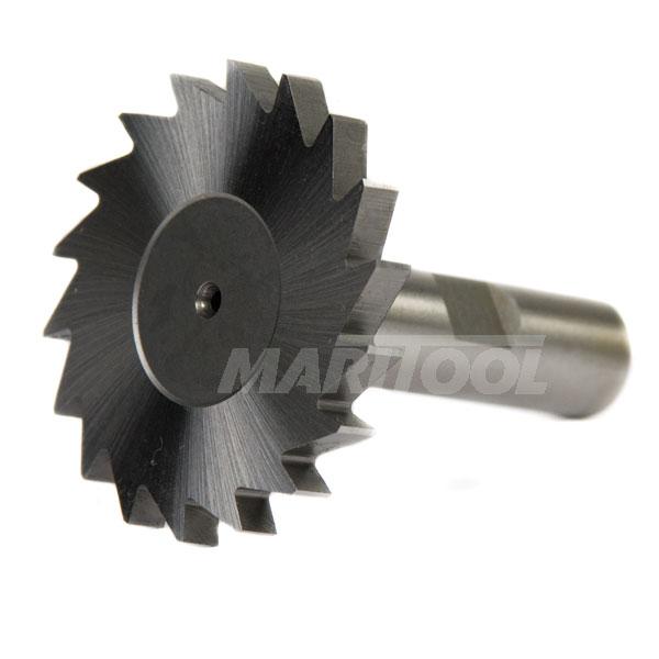 1//8 Width F/&D Tool Company 70046 Woodruff Keyseat Cutter 1-1//8 Diameter Narrow Width