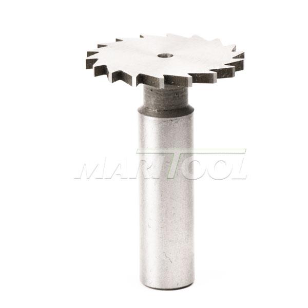 F/&D Tool Company 70037 Woodruff Keyseat Cutter Narrow Width 1//8 Width 1 Diameter